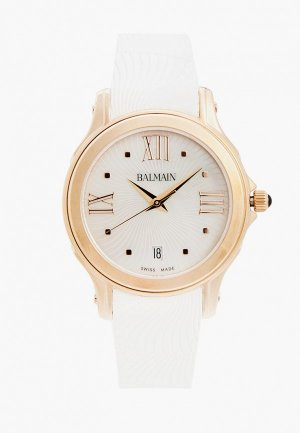 Часы Balmain Éria Lady Round. Цвет: белый