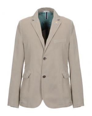 Пиджак ROŸ ROGER'S. Цвет: песочный