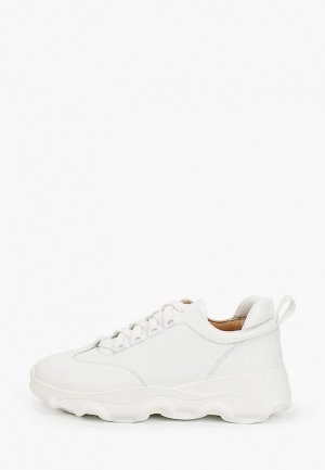 Кроссовки Giotto. Цвет: белый