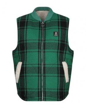 Куртка FRANKLIN & MARSHALL. Цвет: зеленый