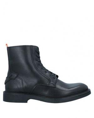 Полусапоги и высокие ботинки AMBITIOUS. Цвет: черный