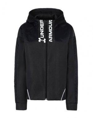Куртка UNDER ARMOUR. Цвет: черный
