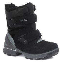 Полусапожки 733591 черный ECCO