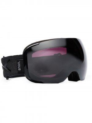 Горнолыжные очки M2 Anon. Цвет: черный