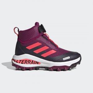 Кроссовки для бега и хайкинга FortaRun 2020 Performance adidas. Цвет: розовый