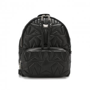 Рюкзак Helia Jimmy Choo. Цвет: чёрный