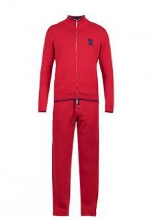 Спортивный костюм STEFANO RICCI. Цвет: красный