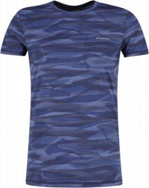 Футболка мужская , размер 48 Demix. Цвет: синий