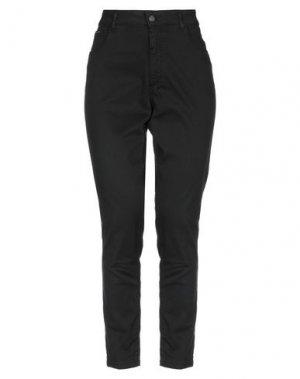 Повседневные брюки MICHAEL COAL. Цвет: черный