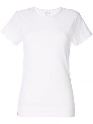 Бесшовная футболка Monreal London. Цвет: белый