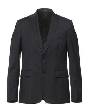 Пиджак MAURO GRIFONI. Цвет: темно-синий