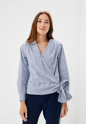 Блуза Sartori Dodici. Цвет: синий