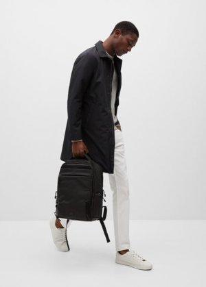 Многофункциональный комбинированный рюкзак - Wallstre Mango. Цвет: черный