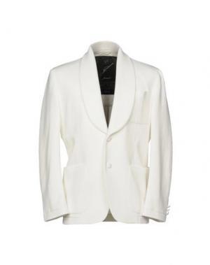 Пиджак MONTECORE. Цвет: белый