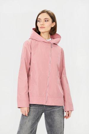 Ветровка baon. Цвет: розовый