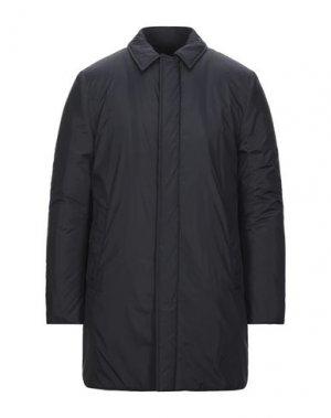 Пальто AQUASCUTUM. Цвет: черный