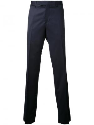 Классические брюки Cerruti 1881. Цвет: синий