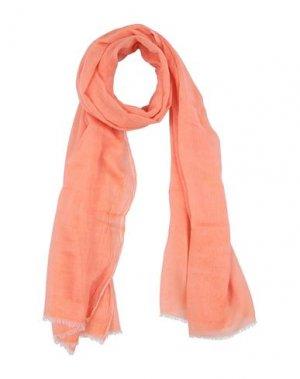 Палантин EVITA. Цвет: оранжевый