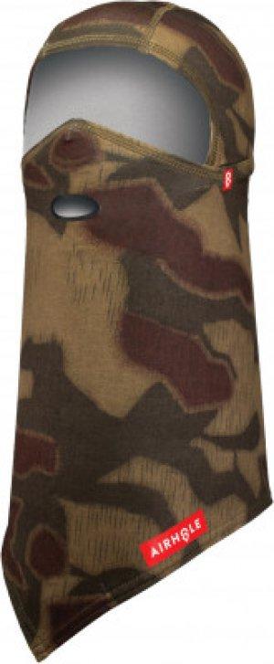 Балаклава Hinge - Drytech Airhole. Цвет: коричневый