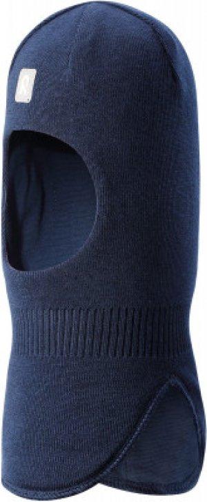 Шапка для мальчиков Balaclava, размер 54 Reima. Цвет: синий