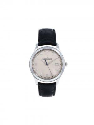 Наручные часы Master Control pre-owned 40 мм 2010-го года Jaeger-LeCoultre. Цвет: серебристый