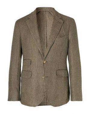 Пиджак MAN 1924. Цвет: зеленый-милитари