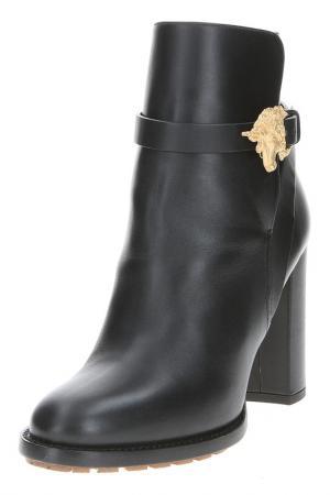 Ботинки Valentino. Цвет: черный