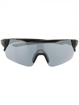 Солнцезащитные очки Attack Smith. Цвет: черный