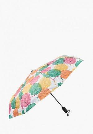 Зонт складной Kawaii Factory. Цвет: разноцветный