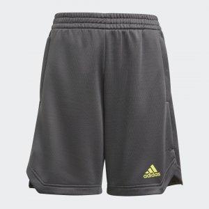 Шорты XFG AEROREADY Primeblue Performance adidas. Цвет: желтый