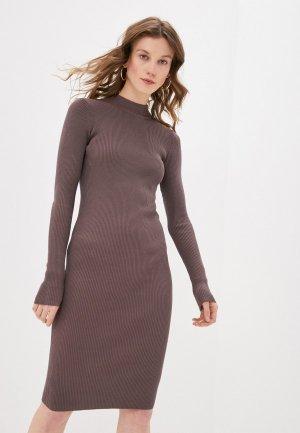 Платье Concept Club. Цвет: коричневый