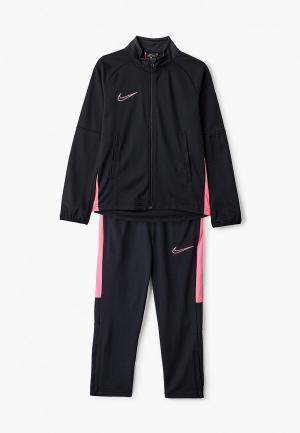 Костюм спортивный Nike B NK DRY ACDMY TRK SUIT K2. Цвет: черный