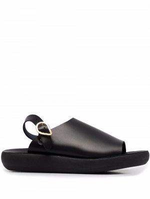 Сандалии Gallae Ancient Greek Sandals. Цвет: черный