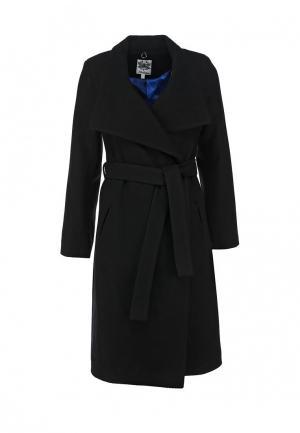 Пальто Libellulas. Цвет: черный