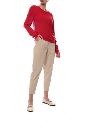 Кофта FUEGO WOMAN. Цвет: красный