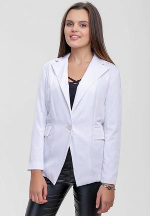 Пиджак SFN. Цвет: белый