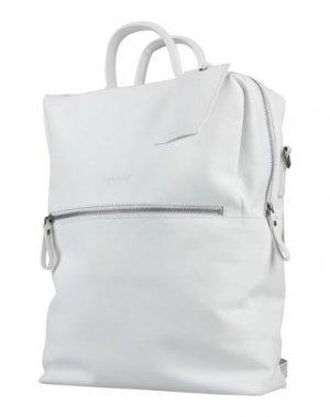 Рюкзаки и сумки на пояс MARSÈLL. Цвет: белый