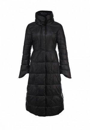 Куртка Fornarina FO019EWAEF65. Цвет: черный