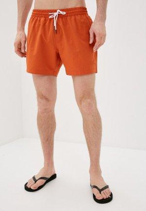 Шорты для плавания Jack Wolfskin BAY SWIM SHORT M. Цвет: оранжевый