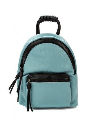 Рюкзак Keddo. Цвет: голубой, черный