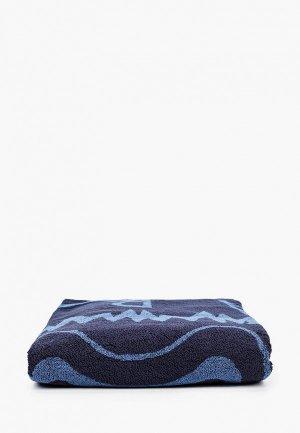 Полотенце Kenzo 90x160 см. Цвет: синий