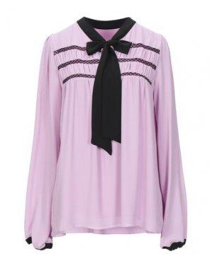Блузка HANITA. Цвет: розовый