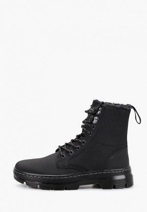 Ботинки Dr. Martens Combs II FL-8 Eye Boot. Цвет: черный