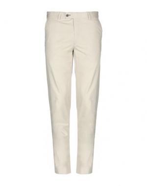 Повседневные брюки DIMENSIONE. Цвет: светло-серый