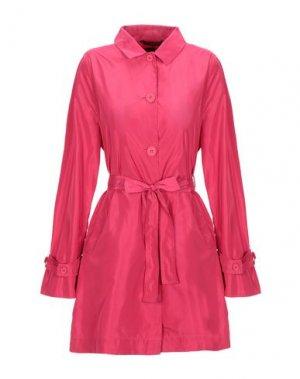 Легкое пальто CIESSE PIUMINI. Цвет: фуксия