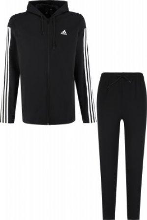 Костюм мужской adidas, размер 56-58 Adidas. Цвет: черный