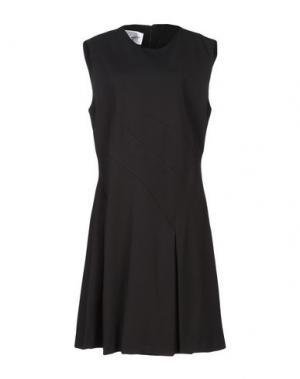 Платье миди ANNARITA N TWENTY 4H. Цвет: черный