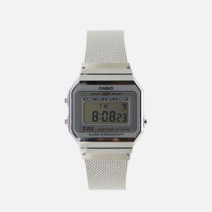 Наручные часы Vintage A700WEM-7AEF CASIO. Цвет: серебряный