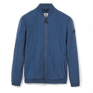 Верхняя одежда Mount Bigelow Cordura Bomber Timberland. Цвет: синий