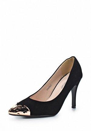 Туфли Friis & Company FR004AWKL509. Цвет: черный